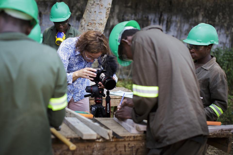 Hochwertige Reportagefotografie - unsere Fotografen erstellen aufwändige Bildreportagen und Pressefotos