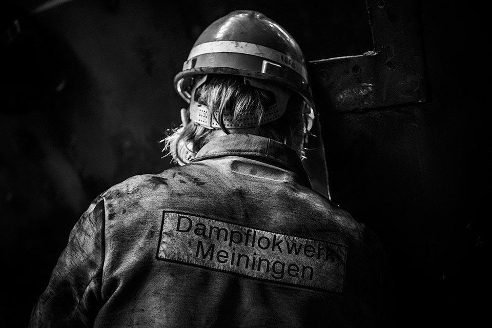 Dampflokwerk<br />Meiningen