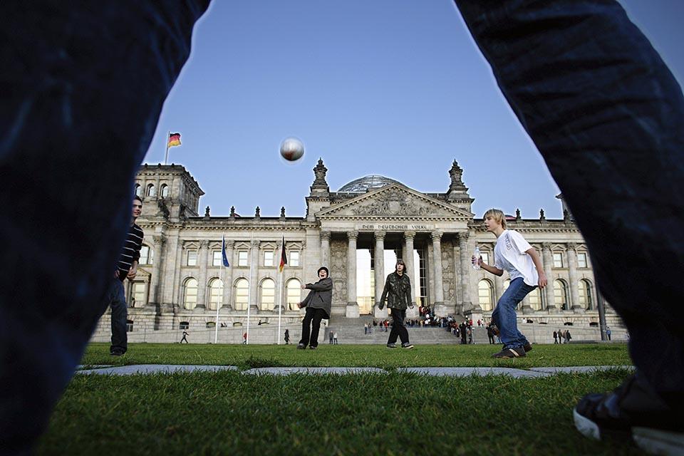 Bundestag - Tag der offenen Tür